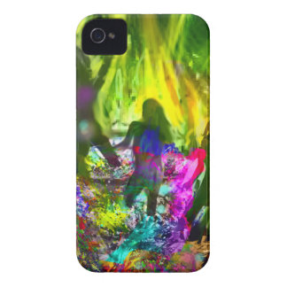Party night full of joy iPhone 4 case