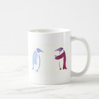 Party Penguins Coffee Mug