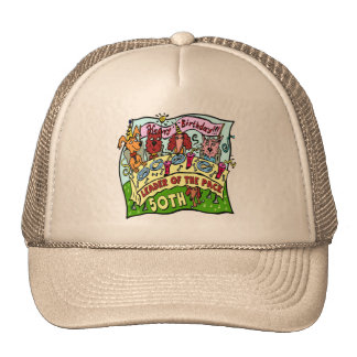 Party Pets 50th Birthday Gifts Cap