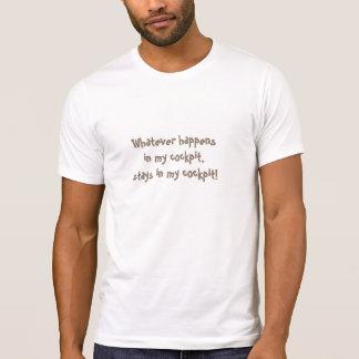 """Party Pilots """"Whatever..."""" T (men's) T-Shirt"""