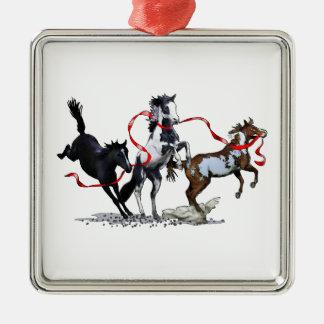 Party Ponies Ornament