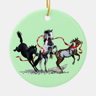 Party Ponies Ornaments