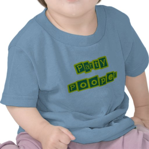 Party Pooper Shirts