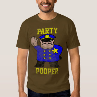 Party Pooper, Vintage Shirts
