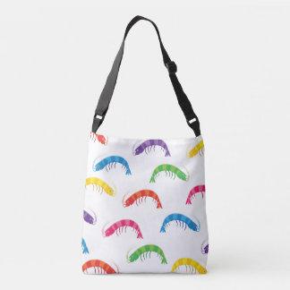 Party Prawns Crossbody Bag
