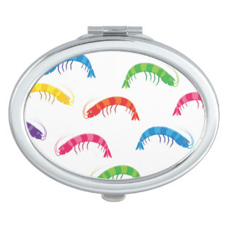 Party Prawns Mirrors For Makeup