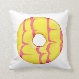 Party Ring Biscuit Throw Cushion