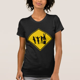 Party Road Sign T-Shirt