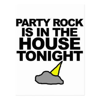 Rock Party Postcards | Zazzle.com.au