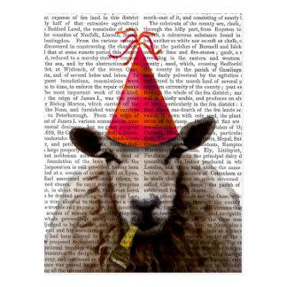 Party Sheep Postcard