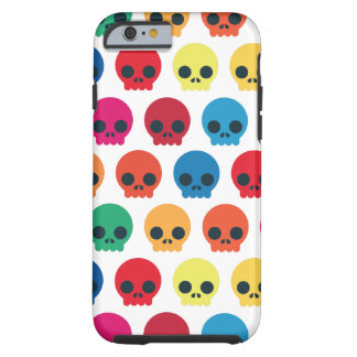 Party Skulls Tough iPhone 6 Case