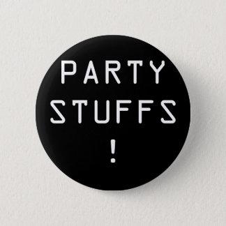 Party stuffs! Button