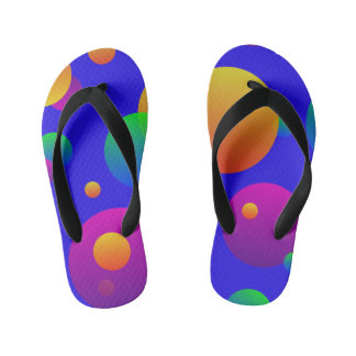 party summer bubbles thongs