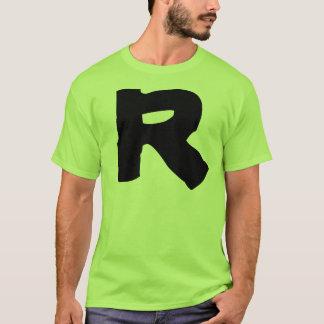 Party t-shirt: letter r T-Shirt