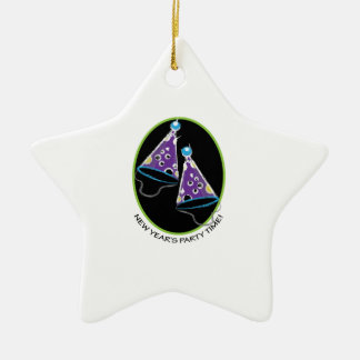 Party Time Christmas Tree Ornament