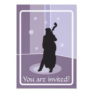 "Party Time Invitation 5"" X 7"" Invitation Card"