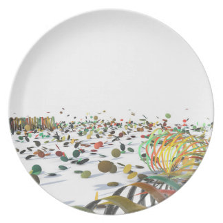 Party time plate