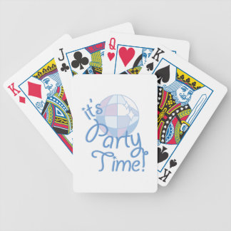 Party Time Poker Deck