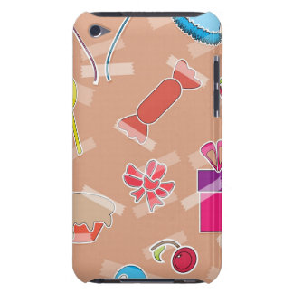 Party Time Taped Candy, Balloons & Cake Case-Mate iPod Touch Case