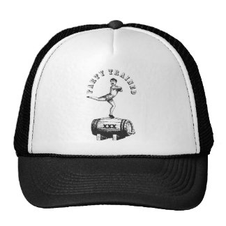 Party Trained Hat