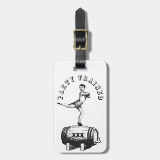 Party Trained Tag For Bags
