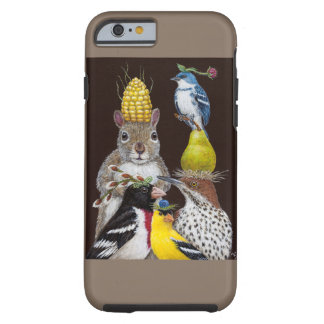 Party Under the Feeder iPhone 6/6s tough case
