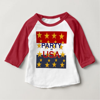 PARTY USA BABY T-Shirt