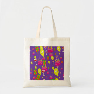 Partytime Tote Bag