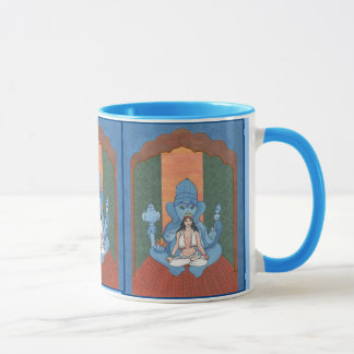Parvati and Ganesha Mug