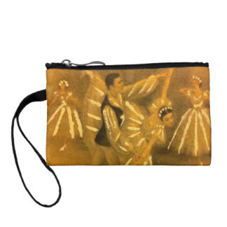 Pas de Deux Clutch Change Purse