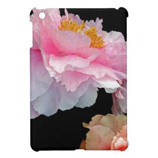 Pas de Deux Glowing Spring Peonies iPad Mini Cases