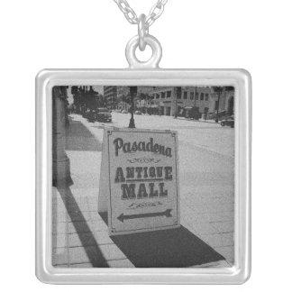 Pasadena Antique Mall Sign Pendants