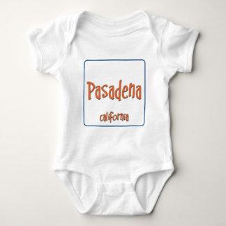 Pasadena California BlueBox Tshirt