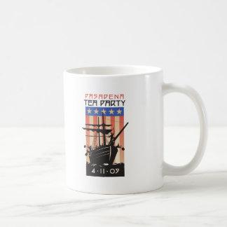 Pasadena Tea Party Mugs