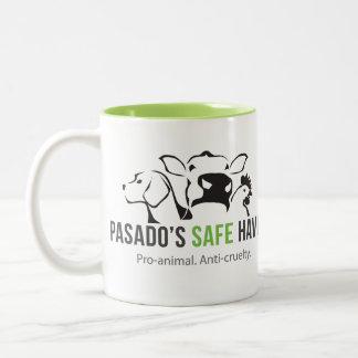 Pasado's Safe Haven Coffee Mug