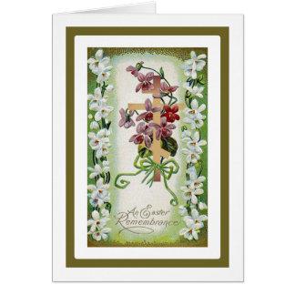 Pascha Easter Card w/prayer of St. John Chrysostom