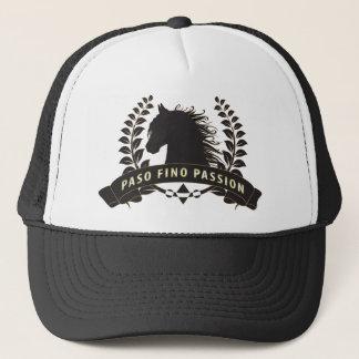 Paso Fino Passion Trucker Hat