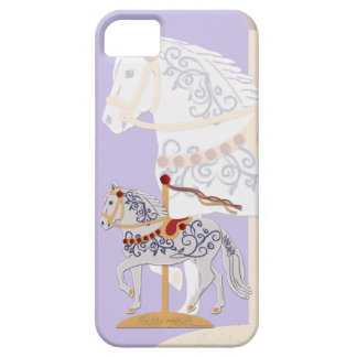 Paso Fino Rose Scroll Carousel Horse Barely There iPhone 5 Case