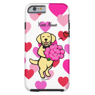 pasonaraizu it was done with the rose of cartoon o tough iPhone 6 case