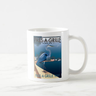 Pass-a-Grille Way Coffee Mug