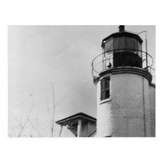 Pass Manchac Lighthouse Postcard