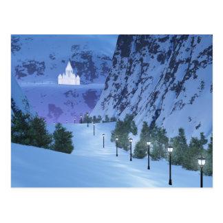 Pass of Light Postcard