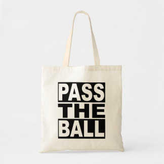 Pass the Balll Tote Bag