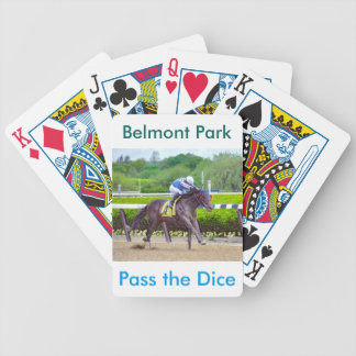 Pass the Dice & Joel Rosario Poker Deck