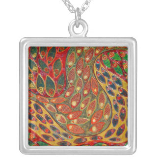 Passage (painting) necklace
