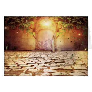 Passages Greeting Card