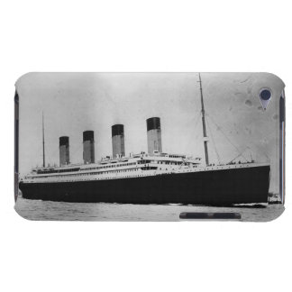 Passenger Liner Steamship RMS Titanic iPod Touch Case-Mate Case