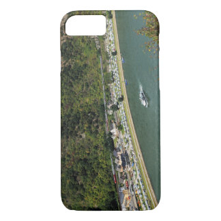 Passenger train to the Loreley iPhone 8/7 Case