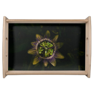 passiflora serving tray