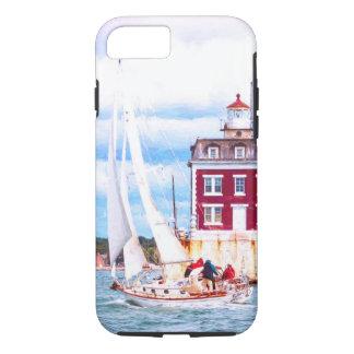 Passing Ledge Light iPhone 8/7 Case